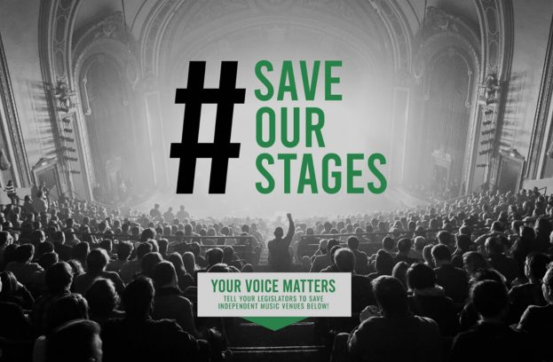 Billy Joel Supports Effort To #SaveOurStages