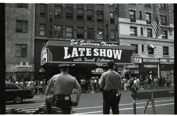 Billy Joel Was The First Musical Guest On The Late Show With David Letterman