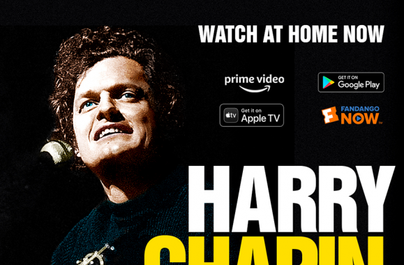 "See Billy Joel In The Documentary ""Harry Chapin: When In Doubt, Do Something"""