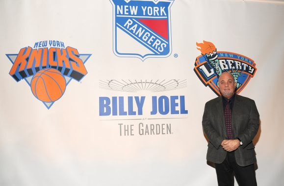Throwback Thursday: Madison Square Garden Announced Billy Joel As Its Music Franchise in 2013