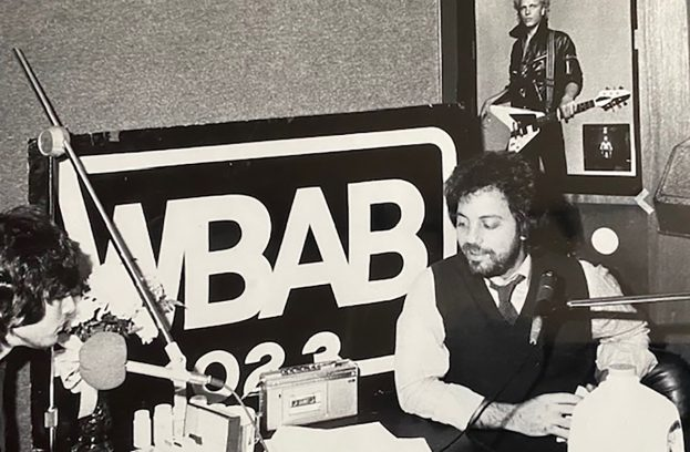 """Forty Years Ago, Billy Joel & Bob Buchmann Completed A 4-Day Radiothon Benefitting """"Charity Begins at Home"""""""