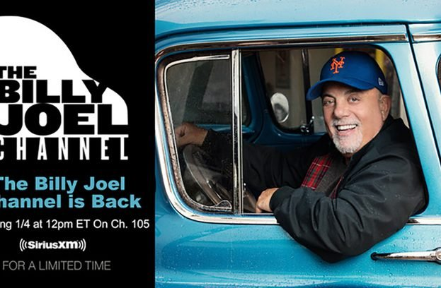 Start The New Year With The Billy Joel Channel On SiriusXM Returning January 4th