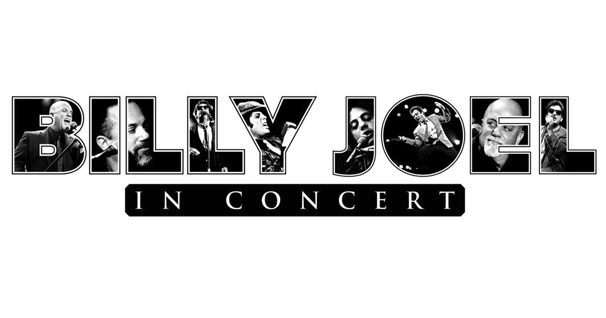 Billy Joel In Concert logo