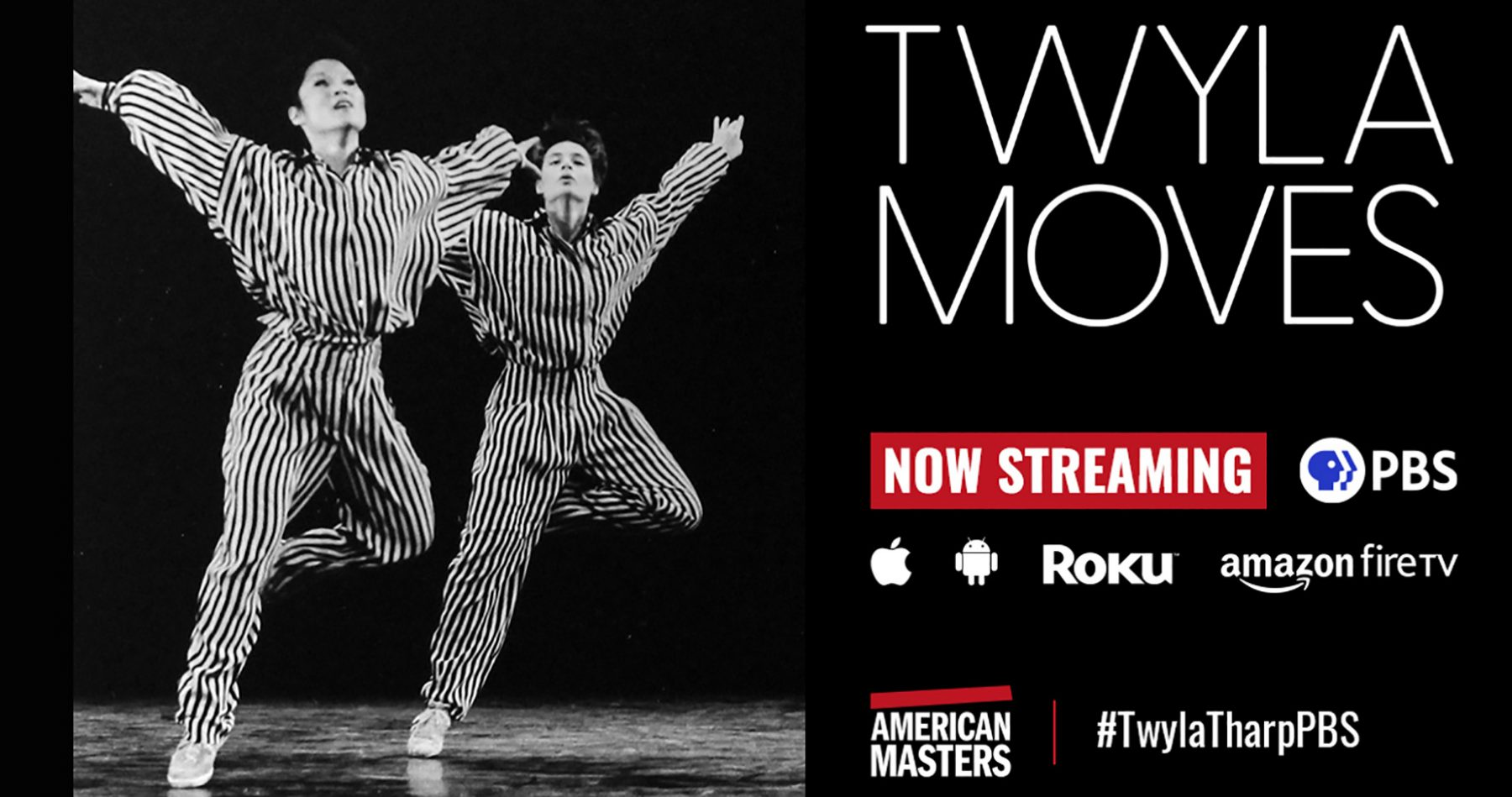American Masters: Twyla Moves on PBS