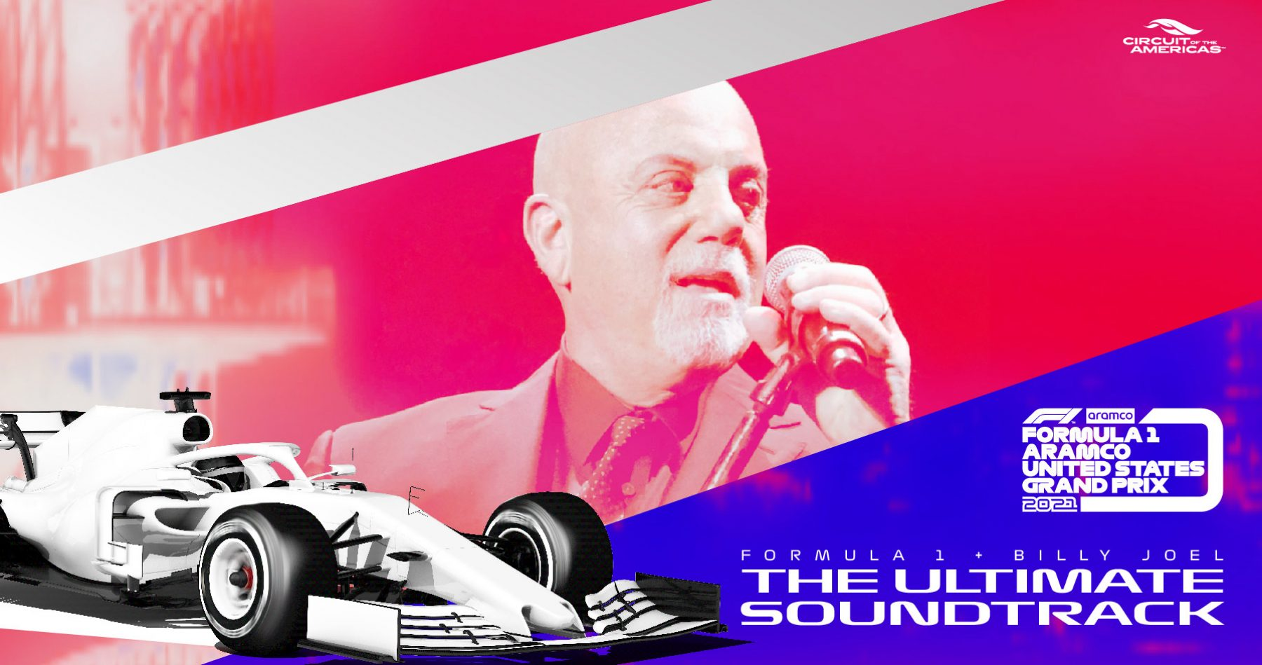 Billy Joel concert at Germania Insurance Super Stage in Austin, TX on October 23, 2021