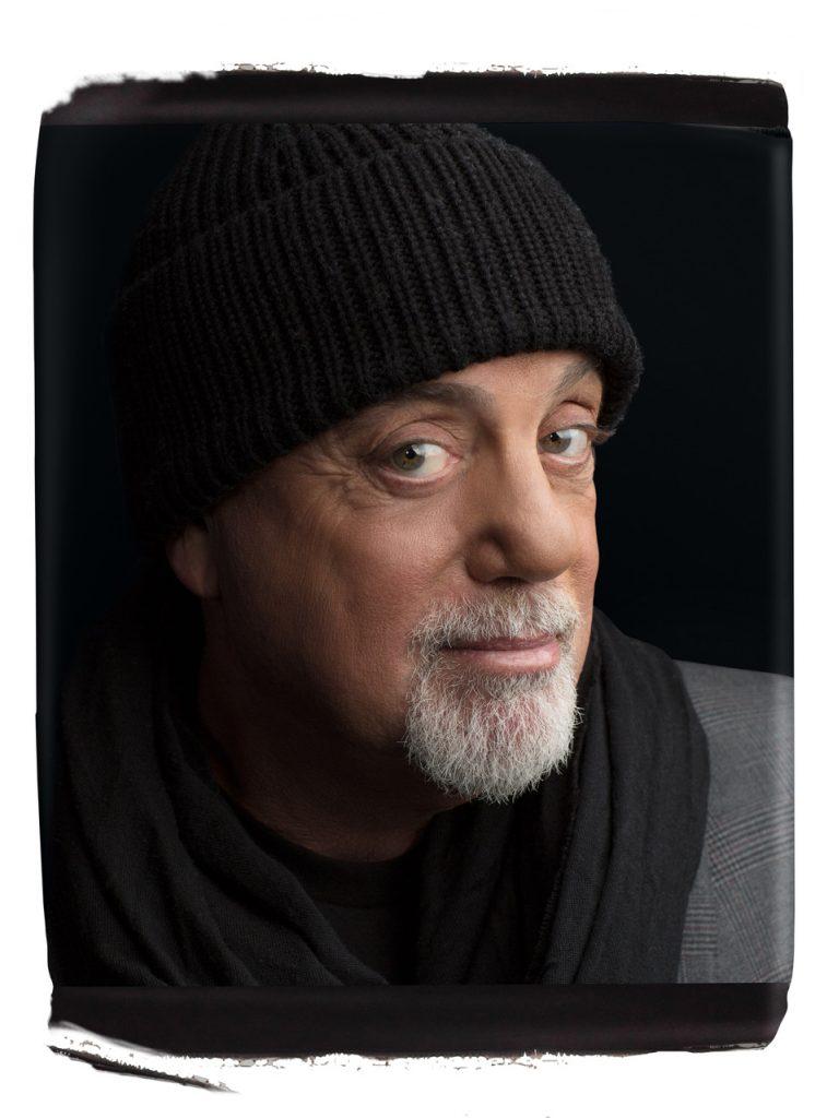 Billy Joel photo by Myrna Suarez