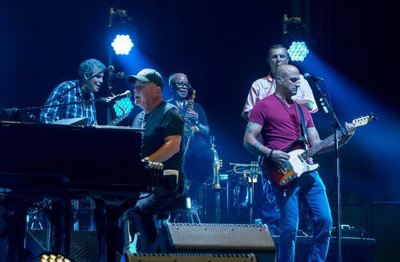 Billy Joel Back At Rehearsals!