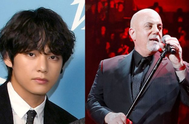 BTS Member V Gives Big Shoutout To Billy Joel – Newsday