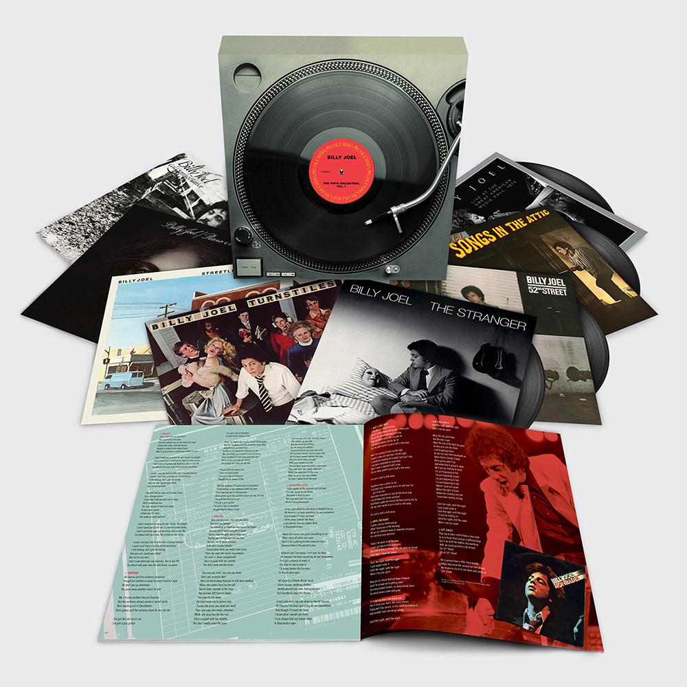 Billy Joel - The Vinyl Collection, Vol. 1