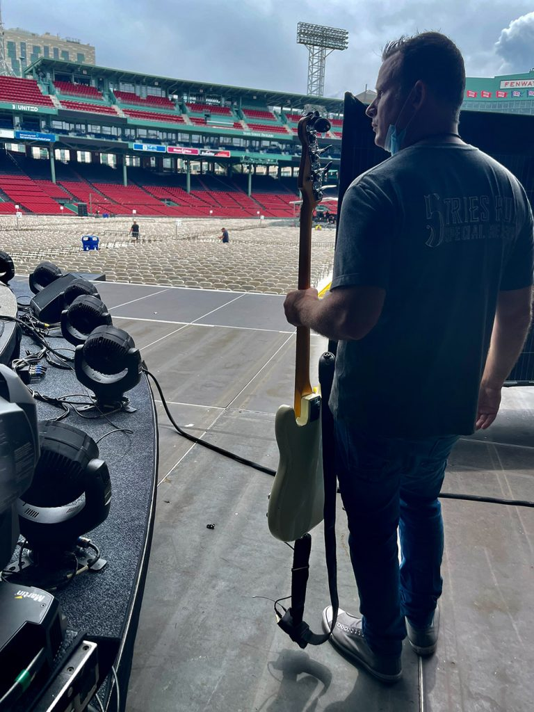 Billy Joel at Fenway Park – August 4, 2021 (Photo 36)