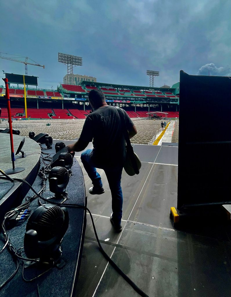 Billy Joel at Fenway Park – August 4, 2021 (Photo 37)