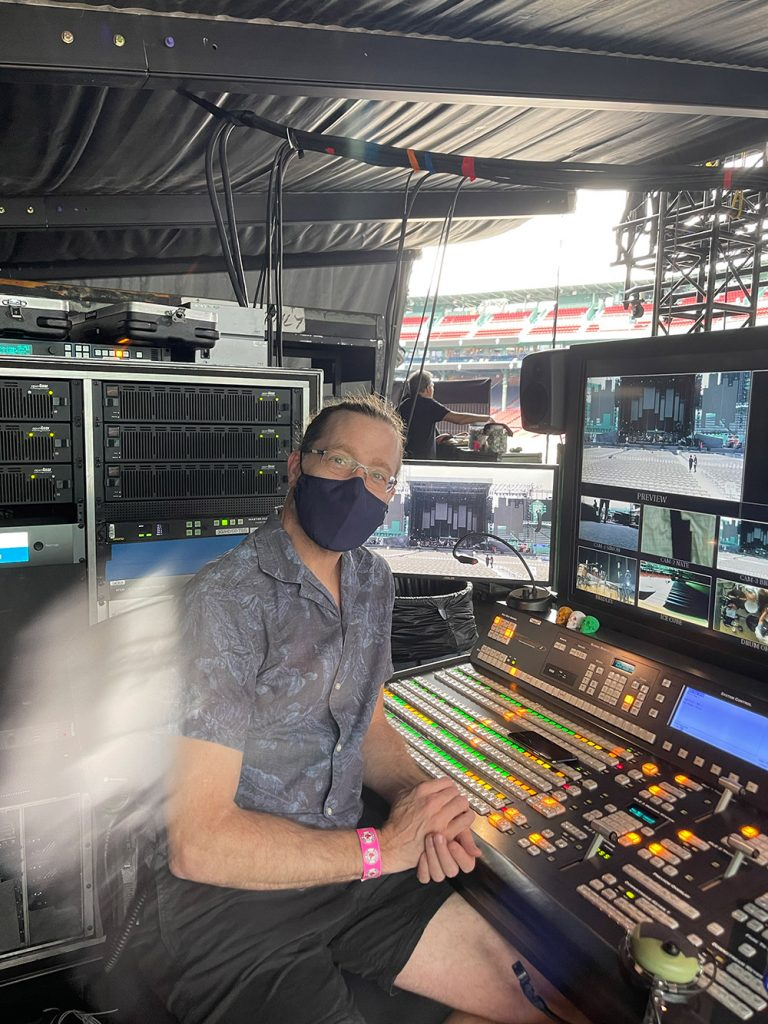 Billy Joel at Fenway Park – August 4, 2021 (Photo 42)