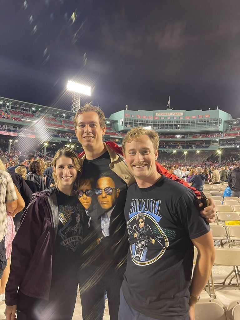 Billy Joel at Fenway Park – August 4, 2021 (Photo 46)