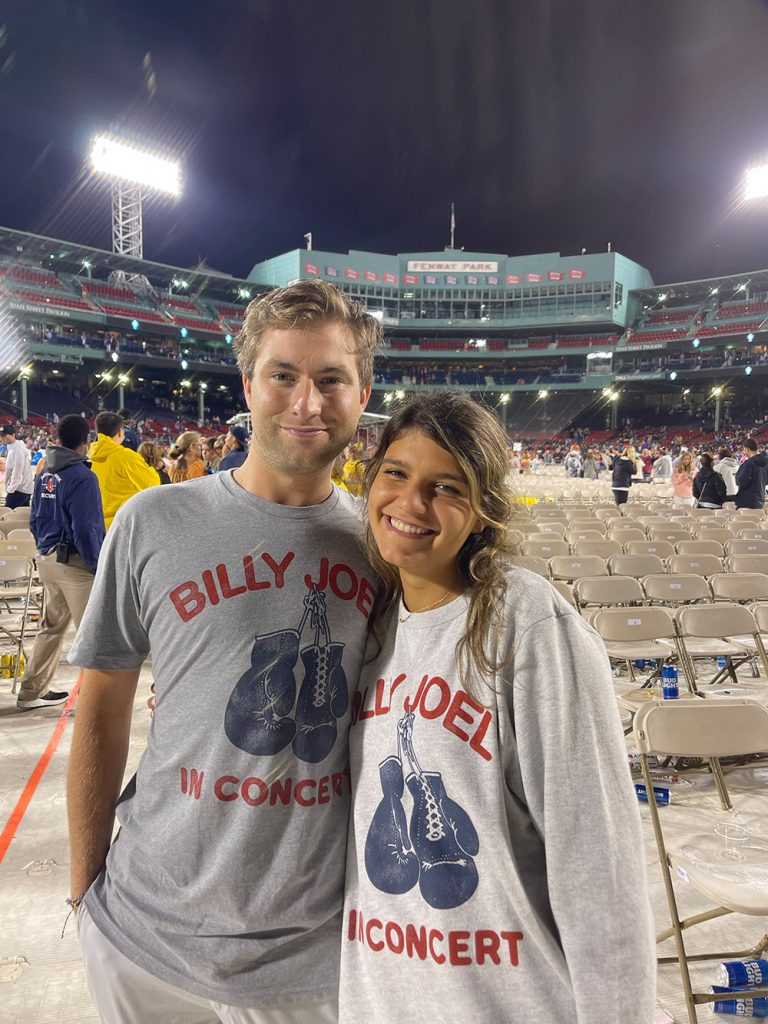 Billy Joel at Fenway Park – August 4, 2021 (Photo 47)