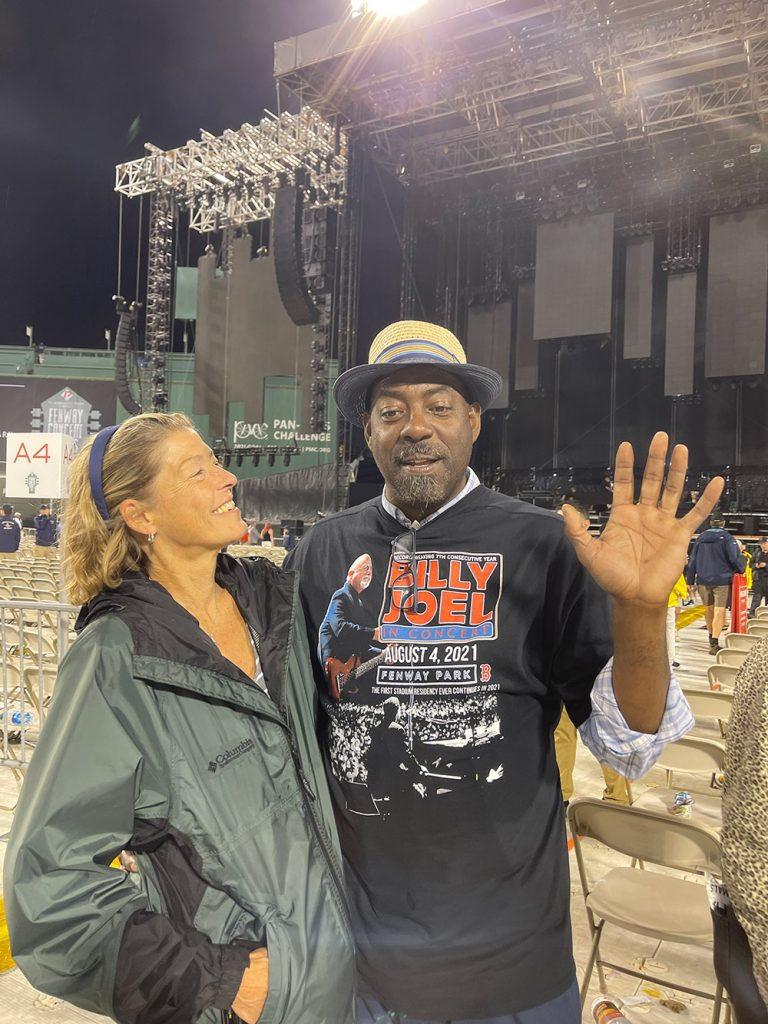 Billy Joel at Fenway Park – August 4, 2021 (Photo 48)