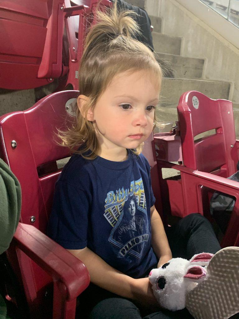 The Littlest Billy Joel Fan