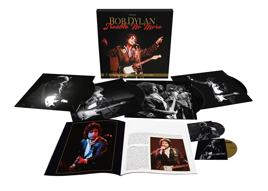 Bob Dylan - Trouble No More - The Bootleg Series Vol. 13 / 1979-1981 4LP set