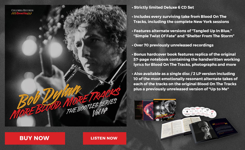 more blood more tracks the bootleg series vol 14 now available - When Christmas Comes To Town Chords