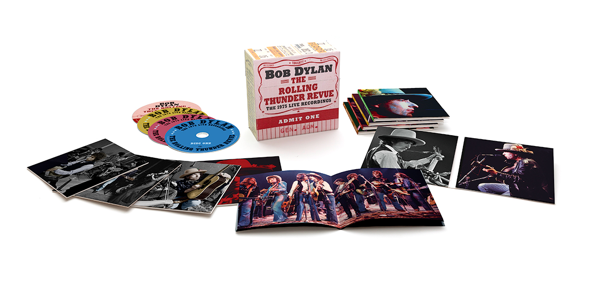 Bob Dylan – The Rolling Thunder Revue: The 1975 Live