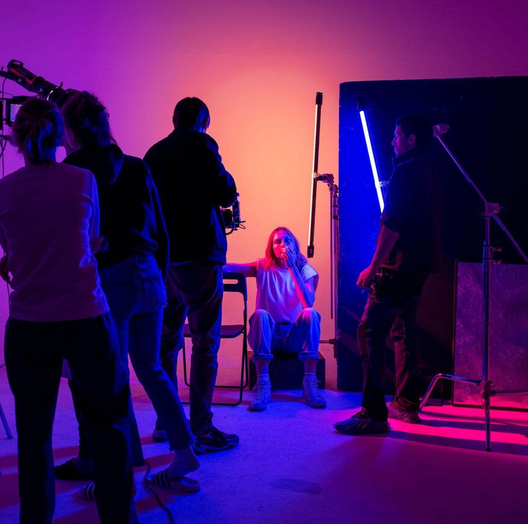 Branded Entertainment  Wir realisieren einzigartige und strategische Branded Entertainment Kooperationen zwischen Marken und unseren Künstler:innen.