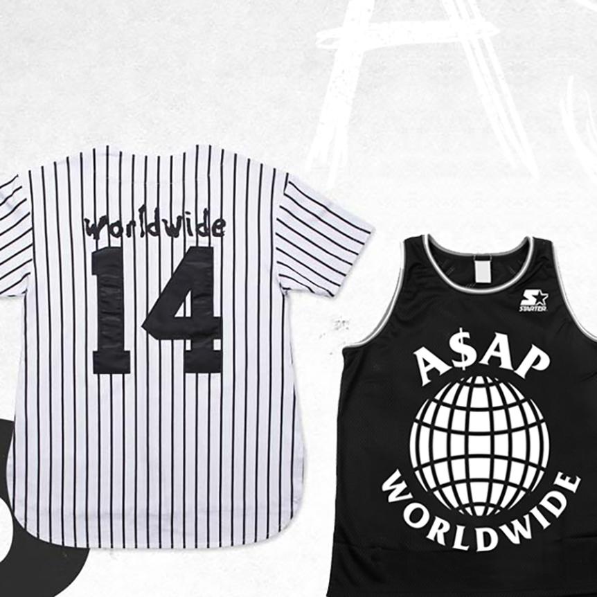 A$AP x Pac Sun