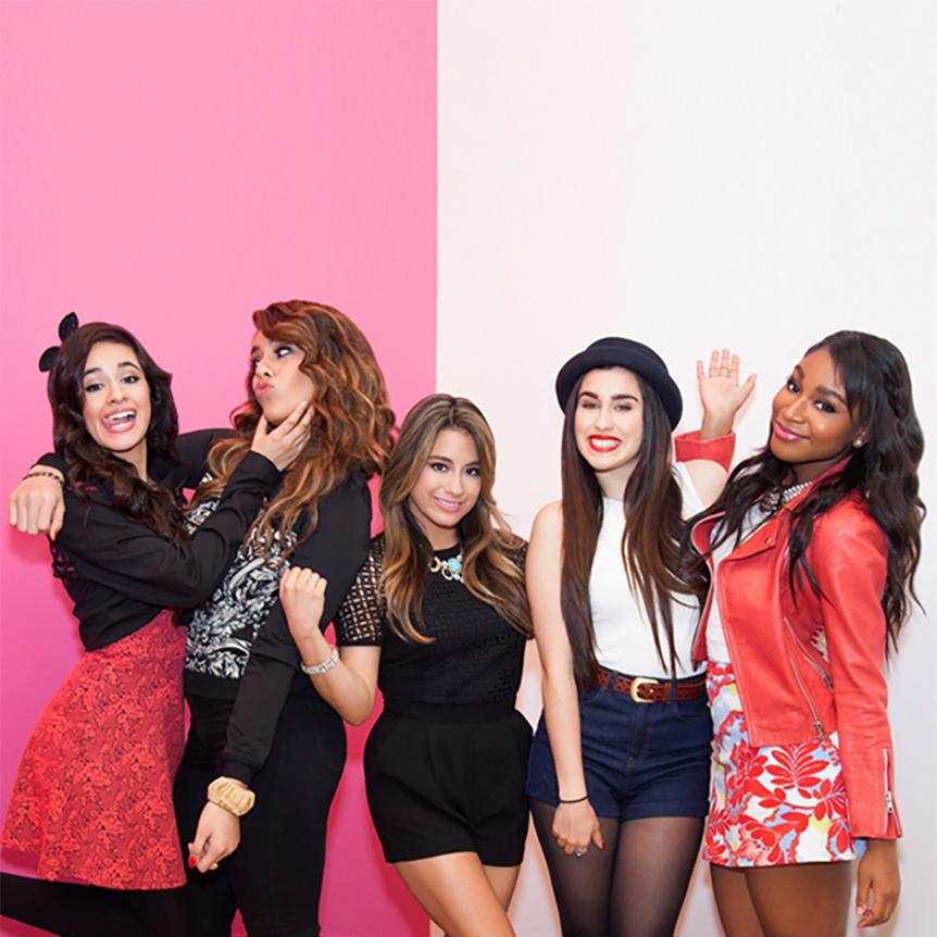 Fifth Harmony x Mattel
