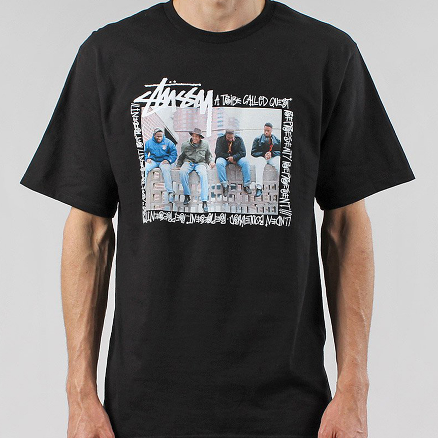 A Tribe Called Quest x Stussy