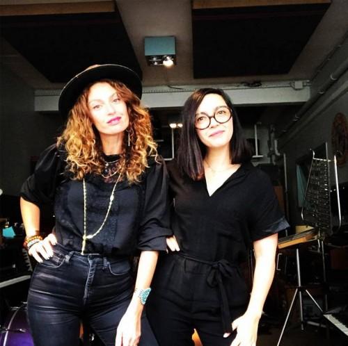 Brigitte – Studio