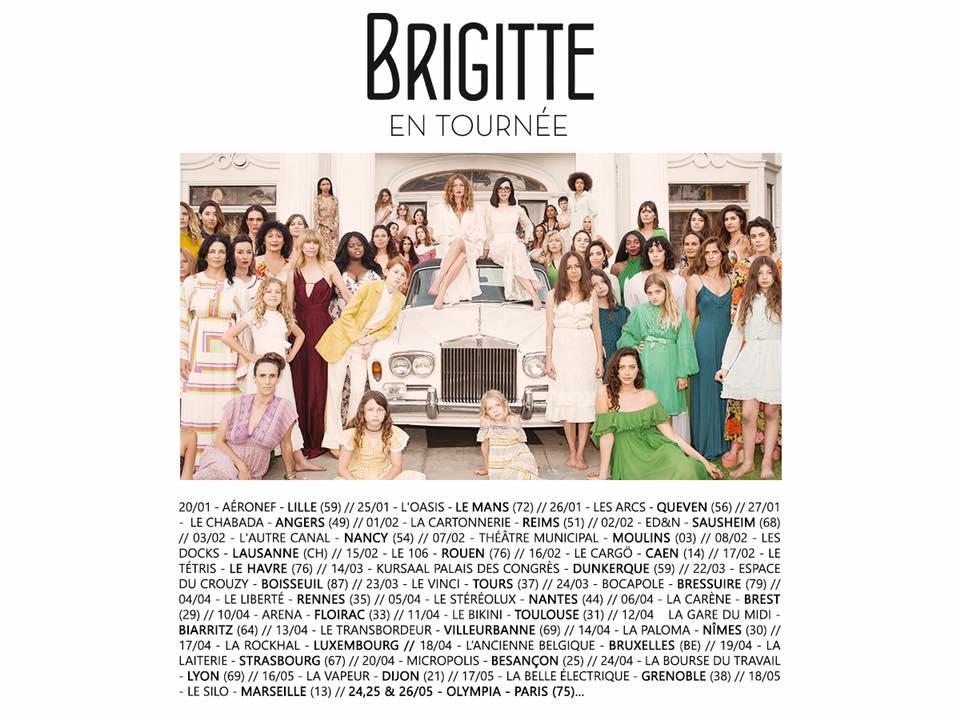 Brigitte Tournée