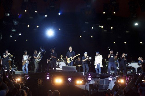 Bruce Springsteen & the E Street Band featuring The Roots