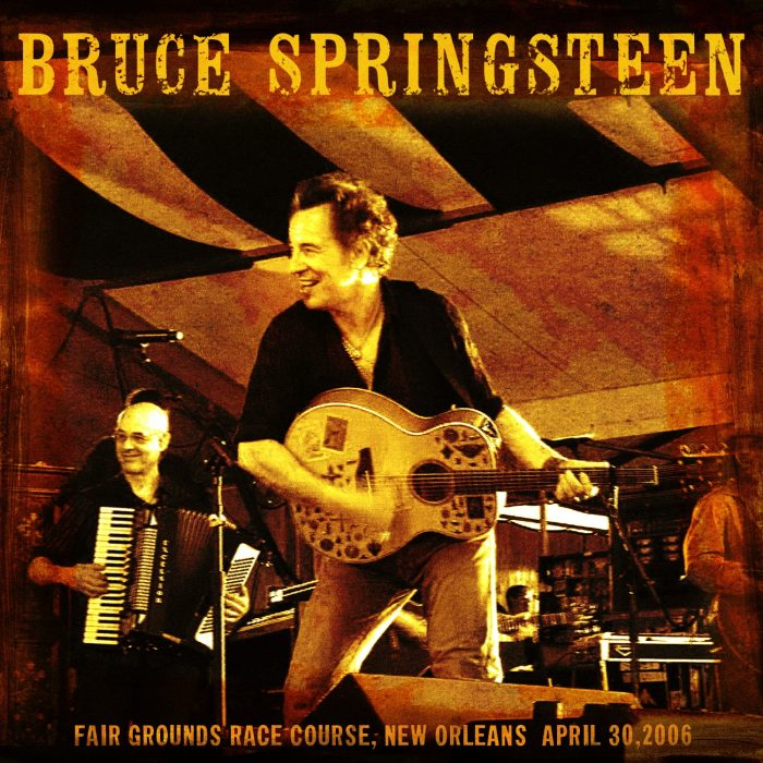 springsteen new album