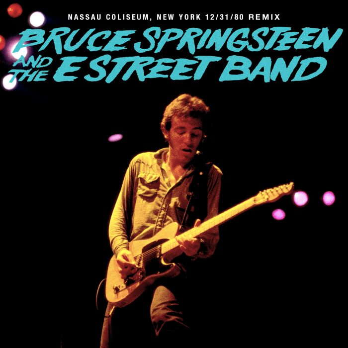 Image result for springsteen nassau 1980 december 31""