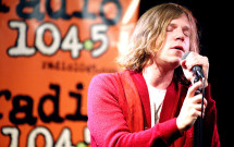 Cage The Elephant perform private show at 104