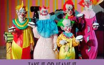 Killer Clowns TIOLI