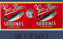 Sardines DARK TIOLI