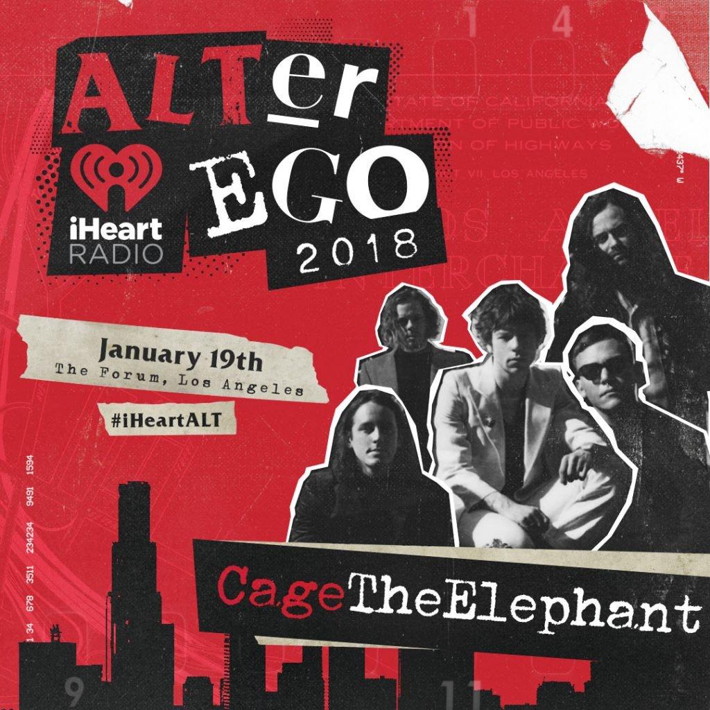 iHeartRadio's ALTer Ego 2018