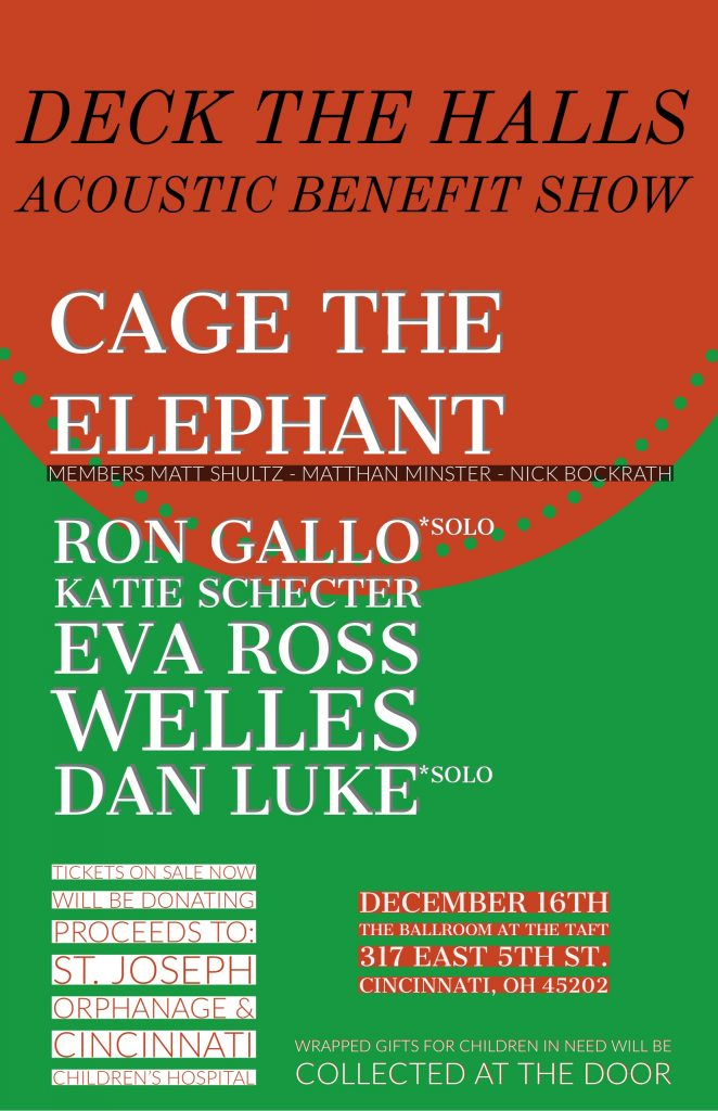 Deck The Halls Acoustic Benefit