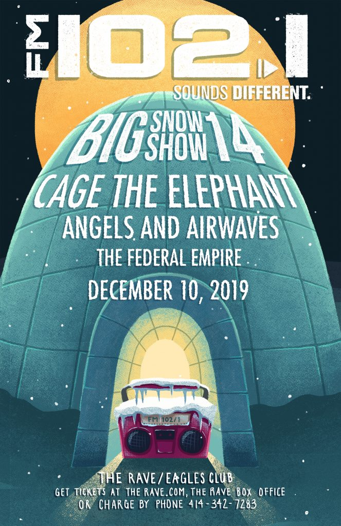 FM 102/1's Big Snow Show 14