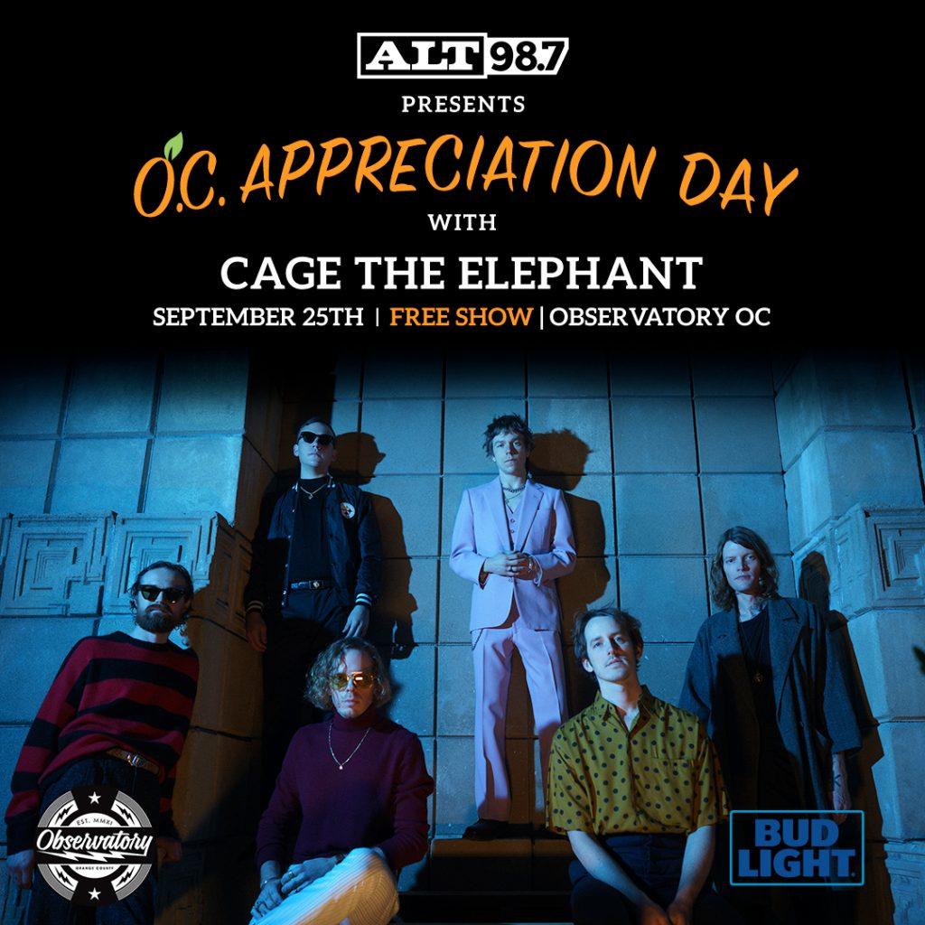 ALT 98.7's O.C. Appreciation Day