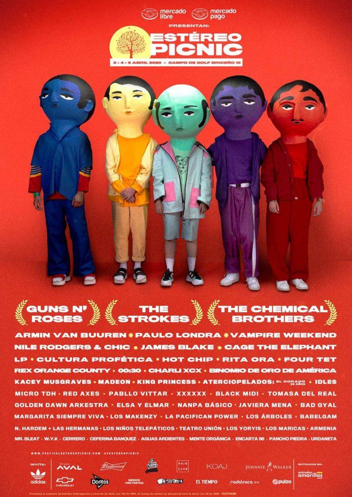 Festival Estereo Picnic 2020