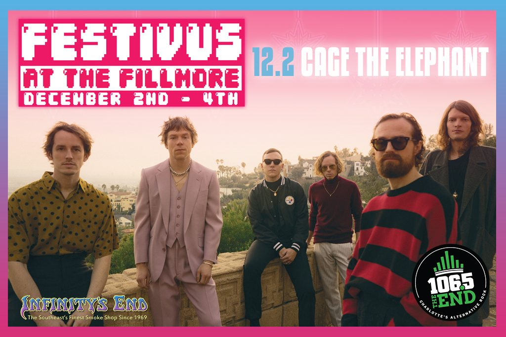 Festivus at the Fillmore