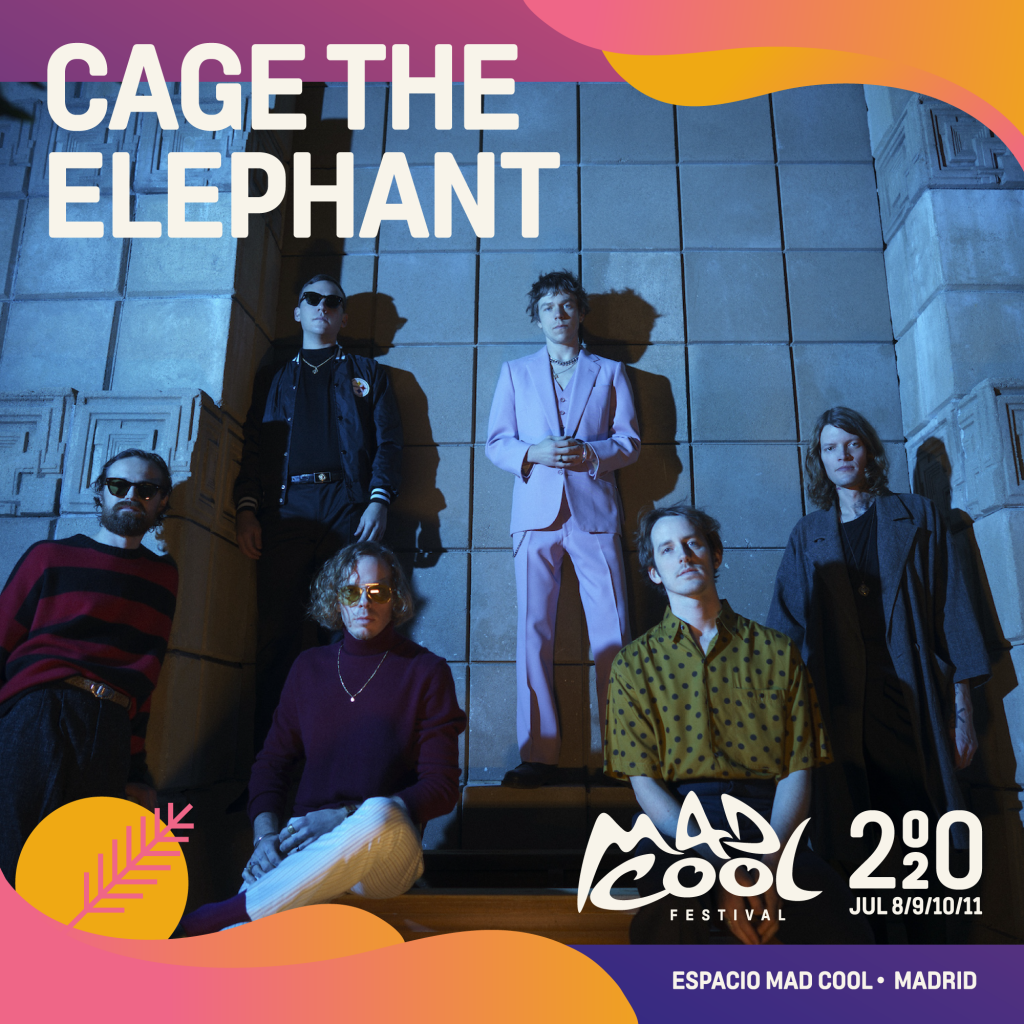 Cage The Elephant at Mad Cool Festival