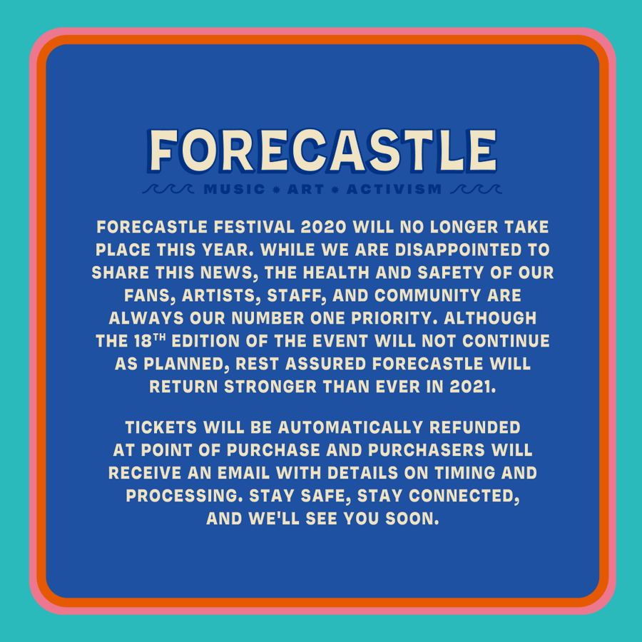 Forecastle Update