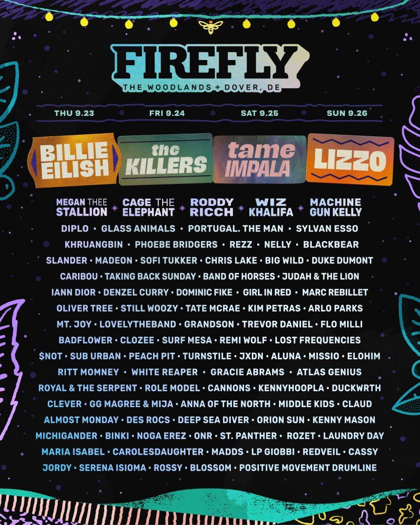 Firelfy Music Festival