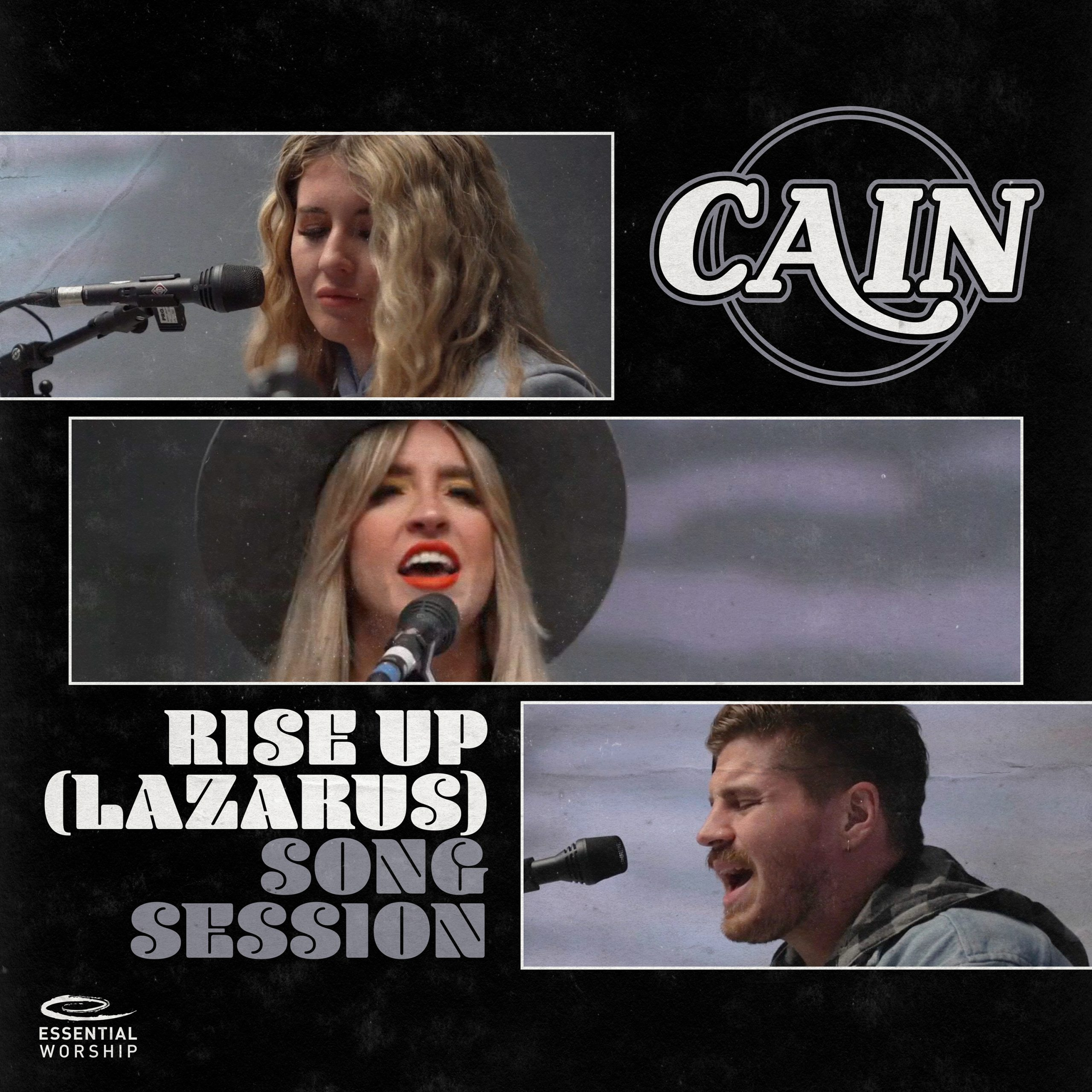 """Rise Up (Lazarus)"" Song Session"