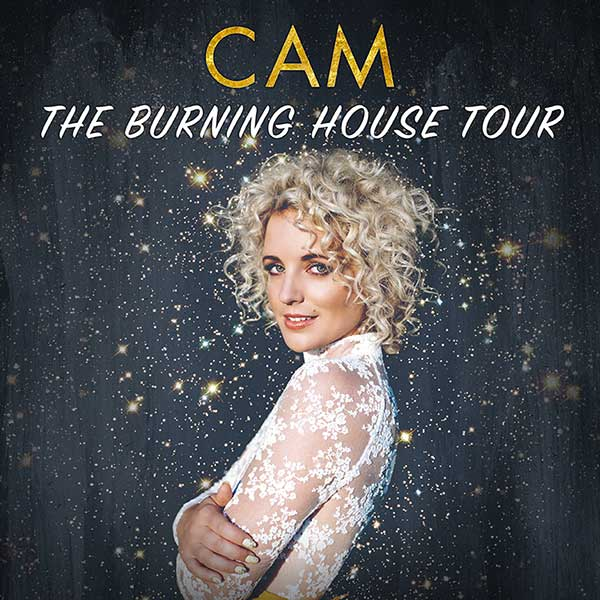 Cam Headlines The Burning House Tour!