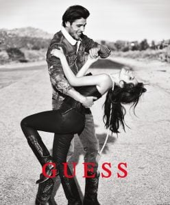 Camila Cabello is the Newest Face of Guess
