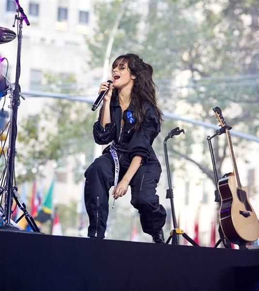 Camila Cabello Liar: Camila Cabello Appears On The Today Show