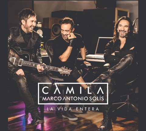 Camila Marco Antonio Solis – La Vida Entera