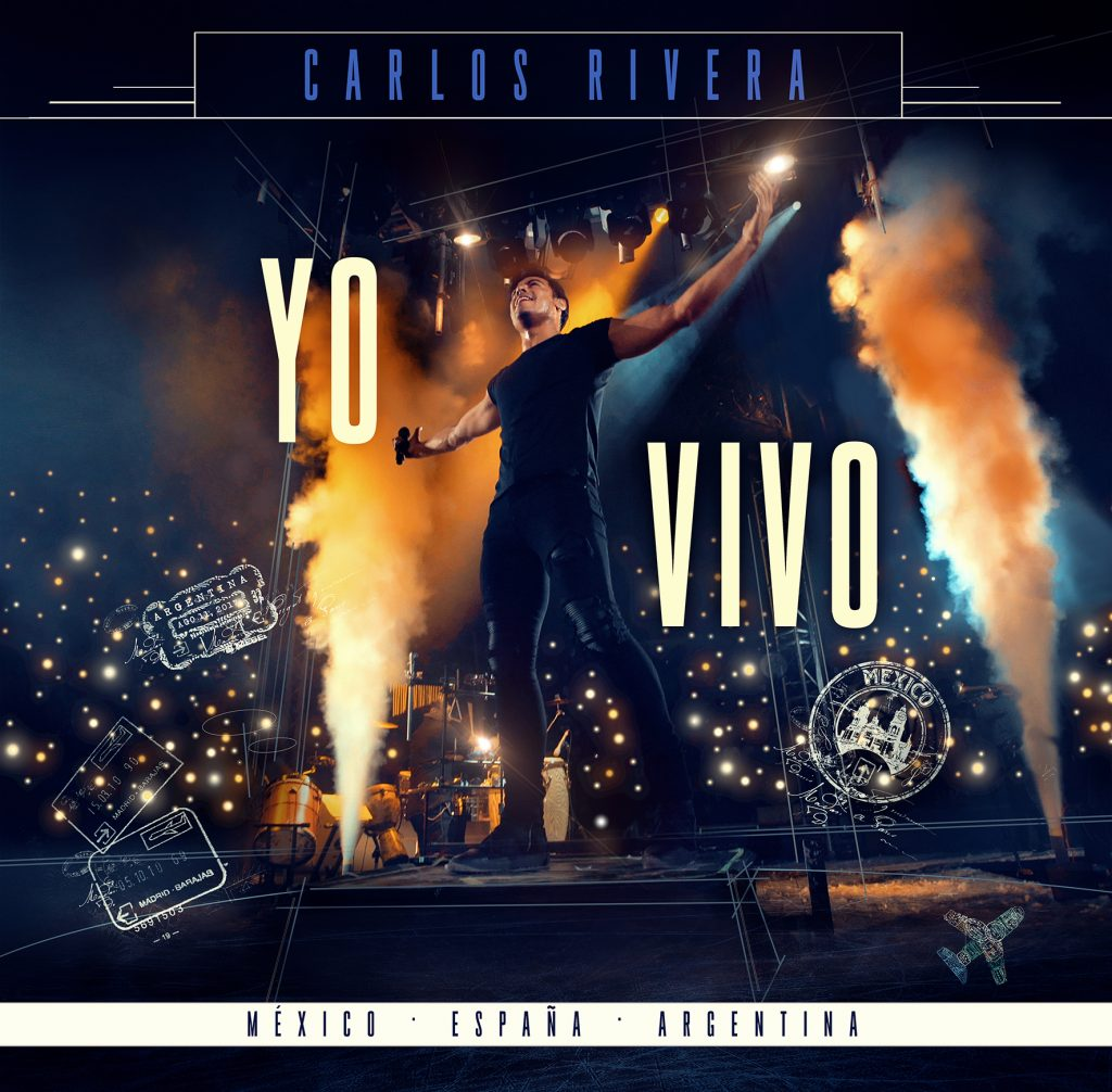 YO VIVO COVER